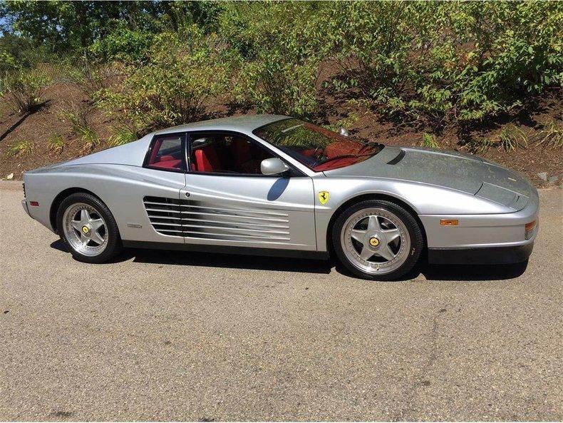1989 Ferrari Testarossa