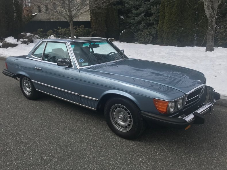 1985 Mercedes-Benz 380SL For Sale