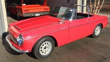 1965 Datsun 1500 For Sale