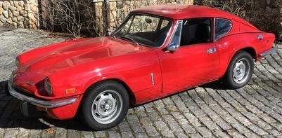 1971 Triumph GT-6