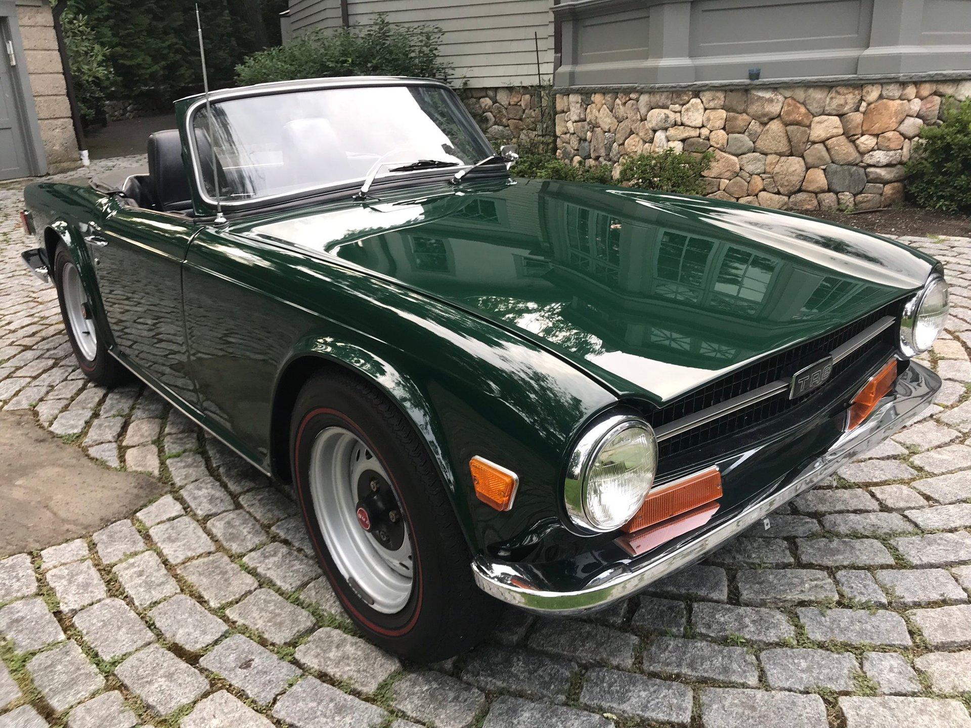 1969 Triumph TR6 | Classic Motorcars
