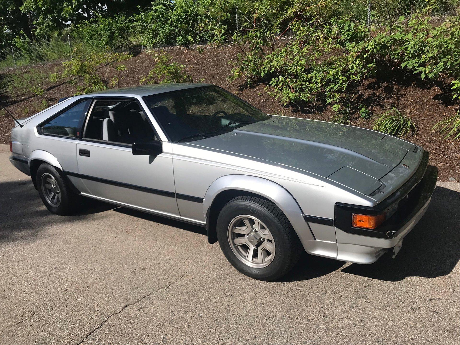 For Sale 1985 Toyota Supra
