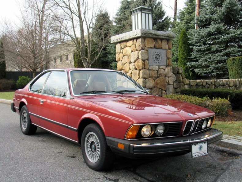 1977 BMW 630CSi