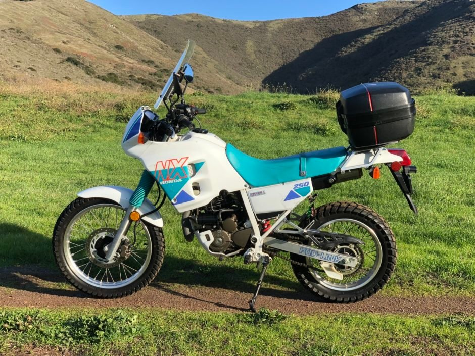 1990 Honda NX250 for sale #64693 | Motorious