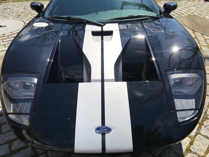 2006 Ford GT 7