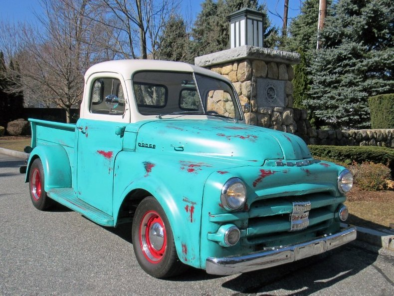 1952 Dodge Pickup For Sale