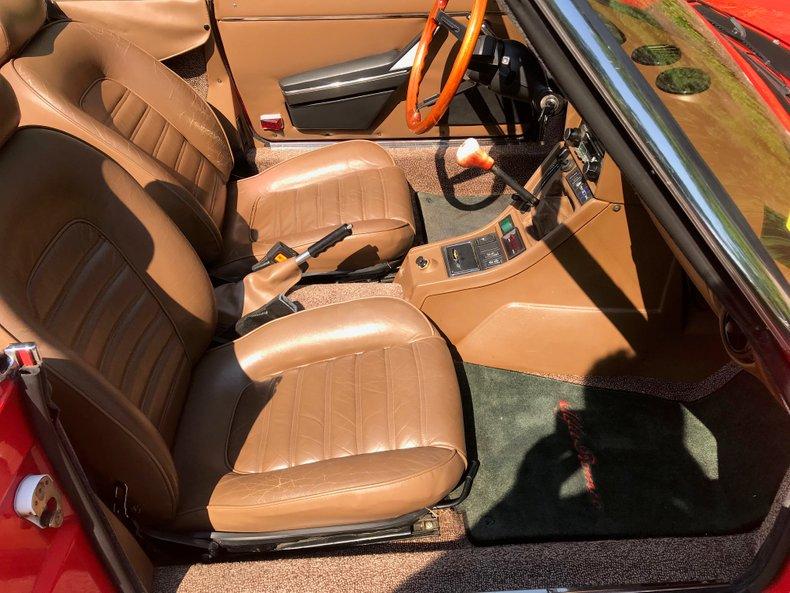 1983 Alfa Romeo Veloce spyder 11