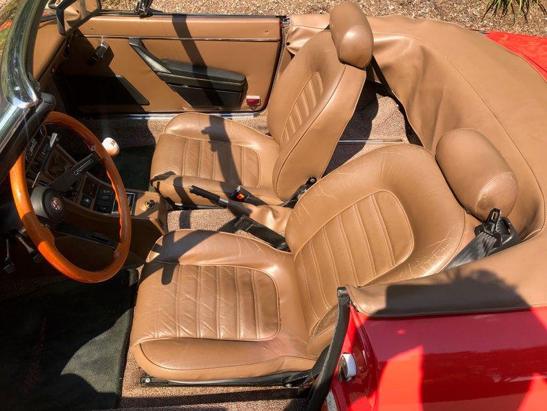 1983 Alfa Romeo Veloce spyder 3