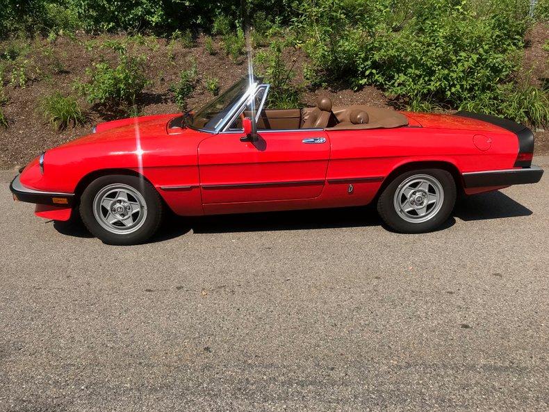 1983 Alfa Romeo Veloce spyder 23