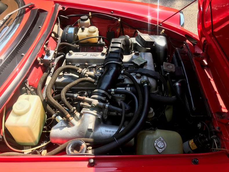 1983 Alfa Romeo Veloce spyder 12