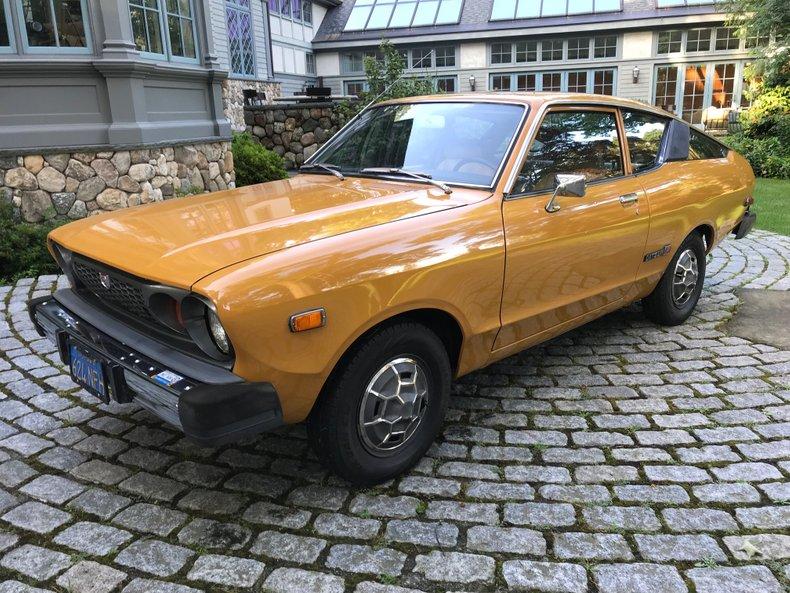 1976 Datsun B210
