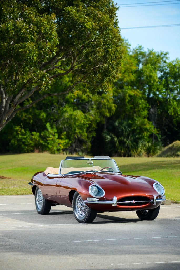 1966 Jaguar E-Type 7