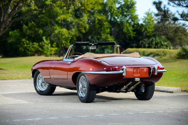 1966 Jaguar E-Type 2