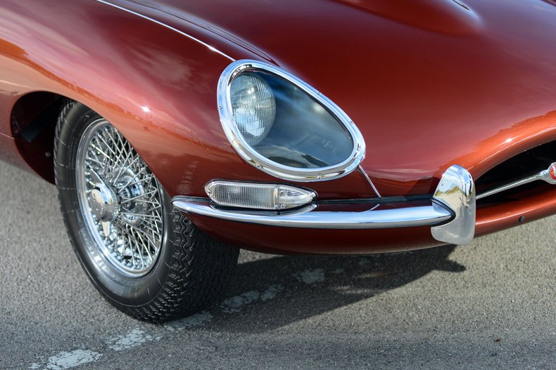 1966 Jaguar E-Type 8