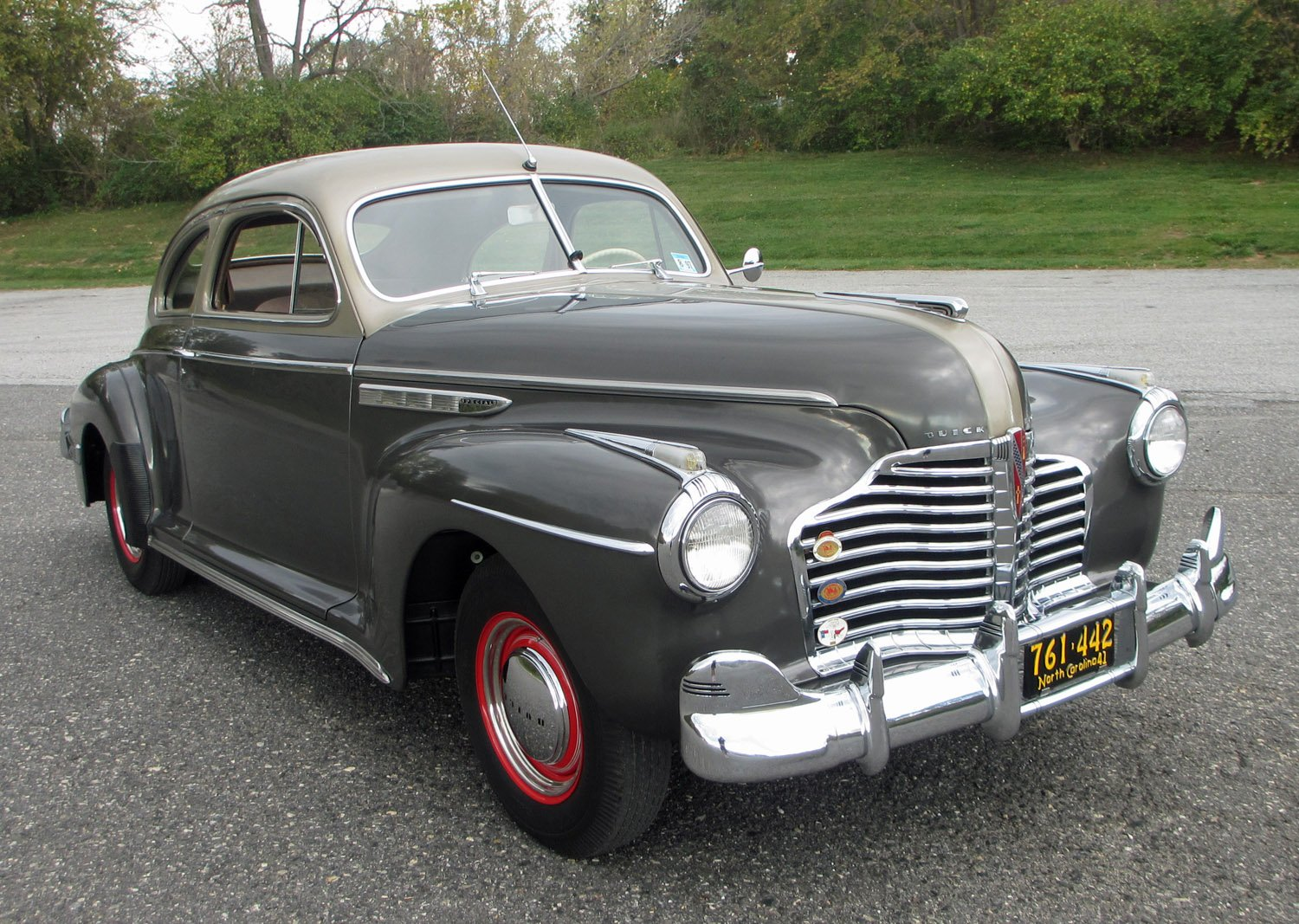 1941 Buick Special