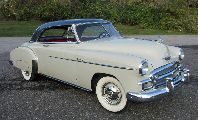 1950 chevrolet bel air hood ornament