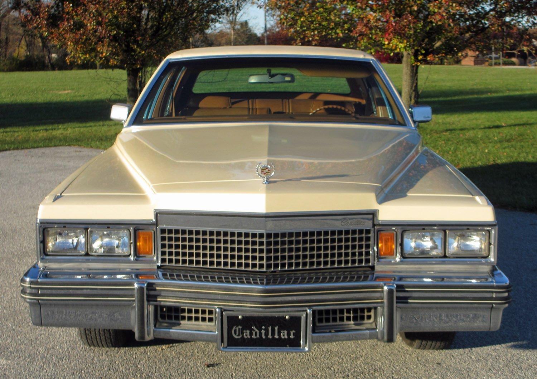 1979 Cadillac Brougham