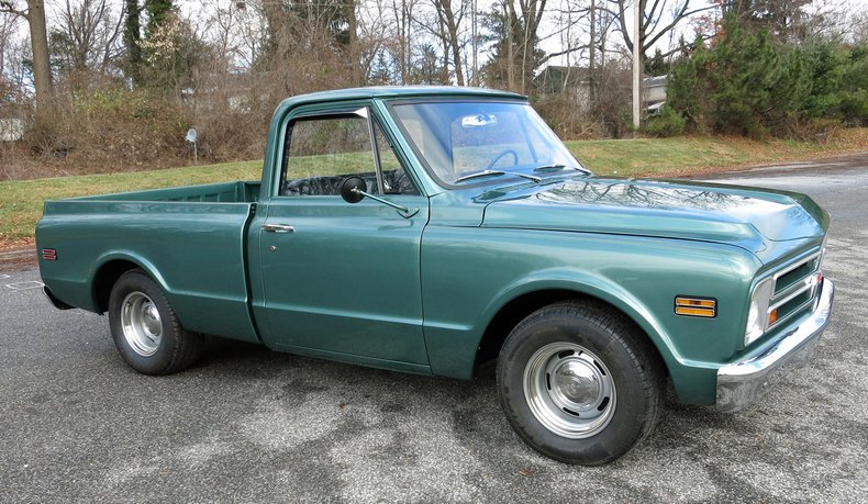 1968 chevrolet 1 2 ton pickup