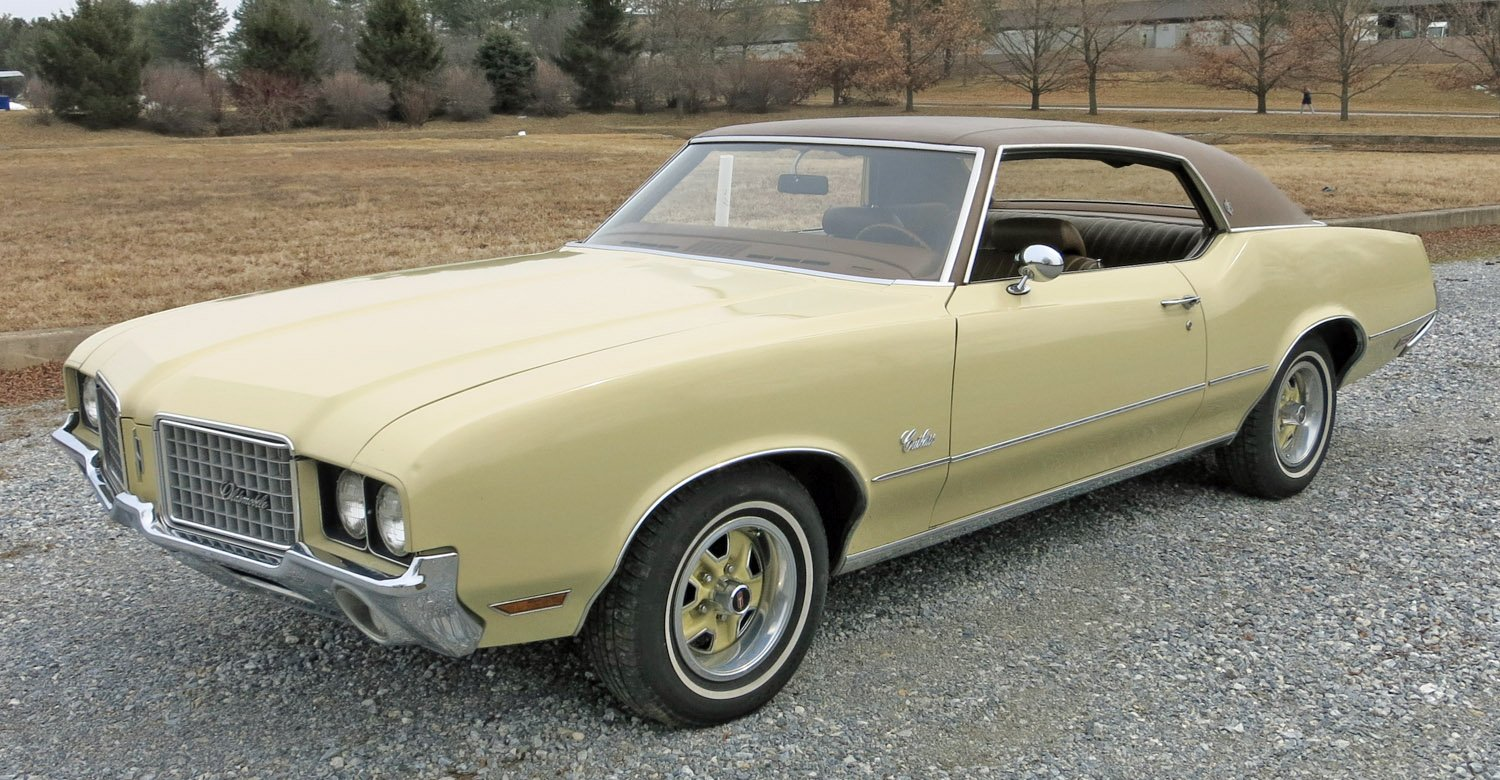 1972 Oldsmobile Cutlass