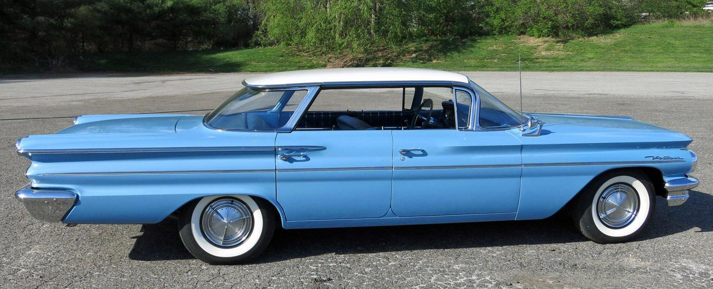 1960 Pontiac Ventura