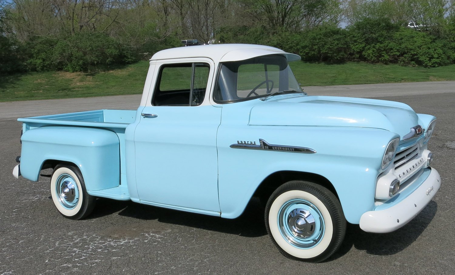 1958 Chevrolet Apache Connors Motorcar Company