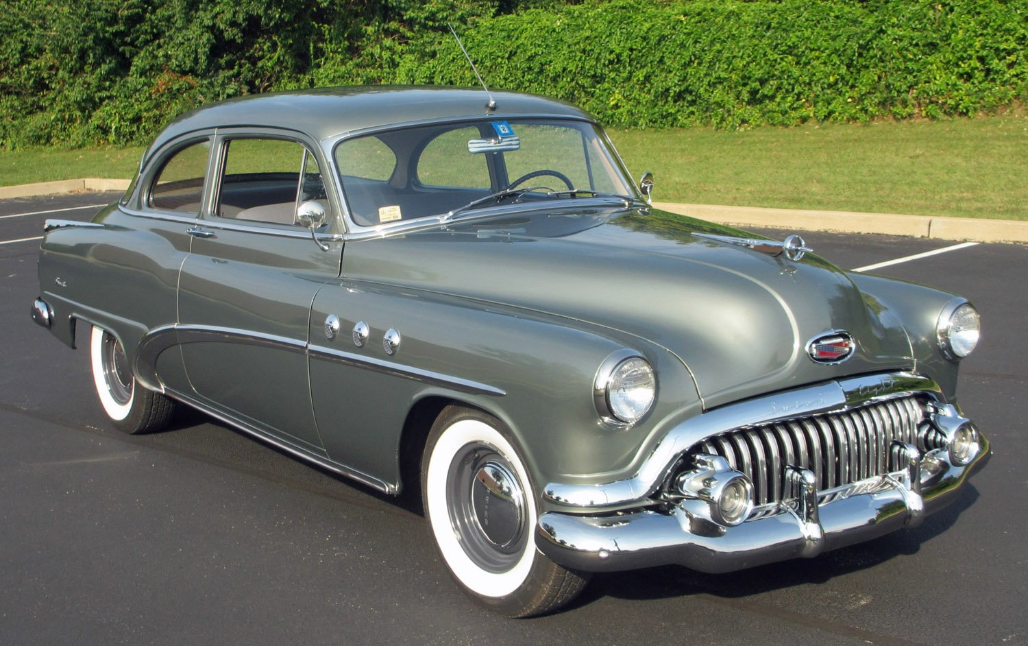 1952 buick special