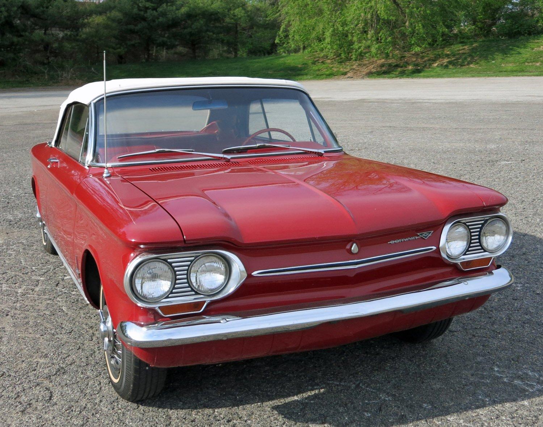 1963 Chevrolet Corvair