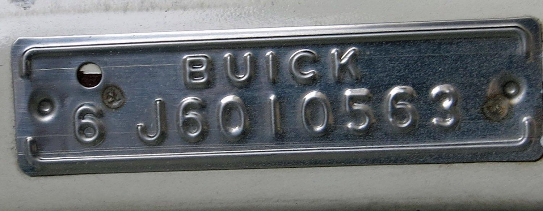 1963 Buick Wildcat