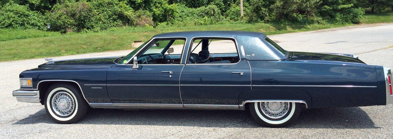 1976 Cadillac Fleetwood