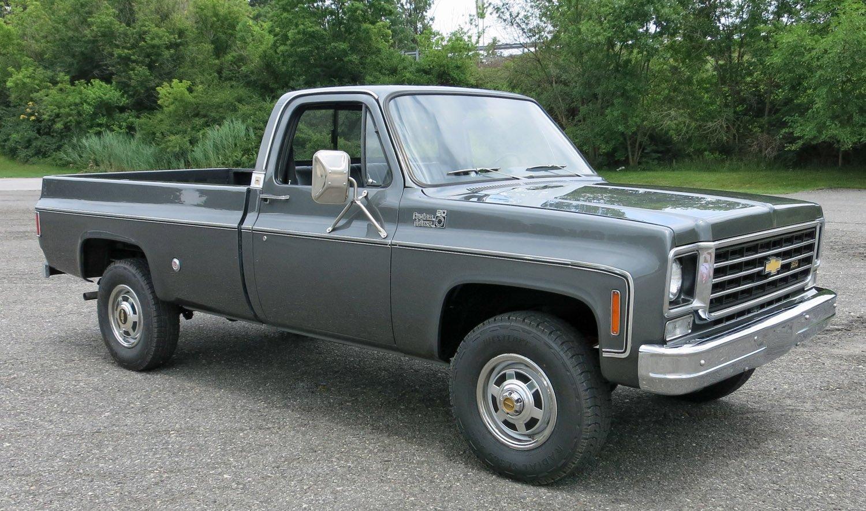 1975 Chevrolet K 20 Connors Motorcar Company
