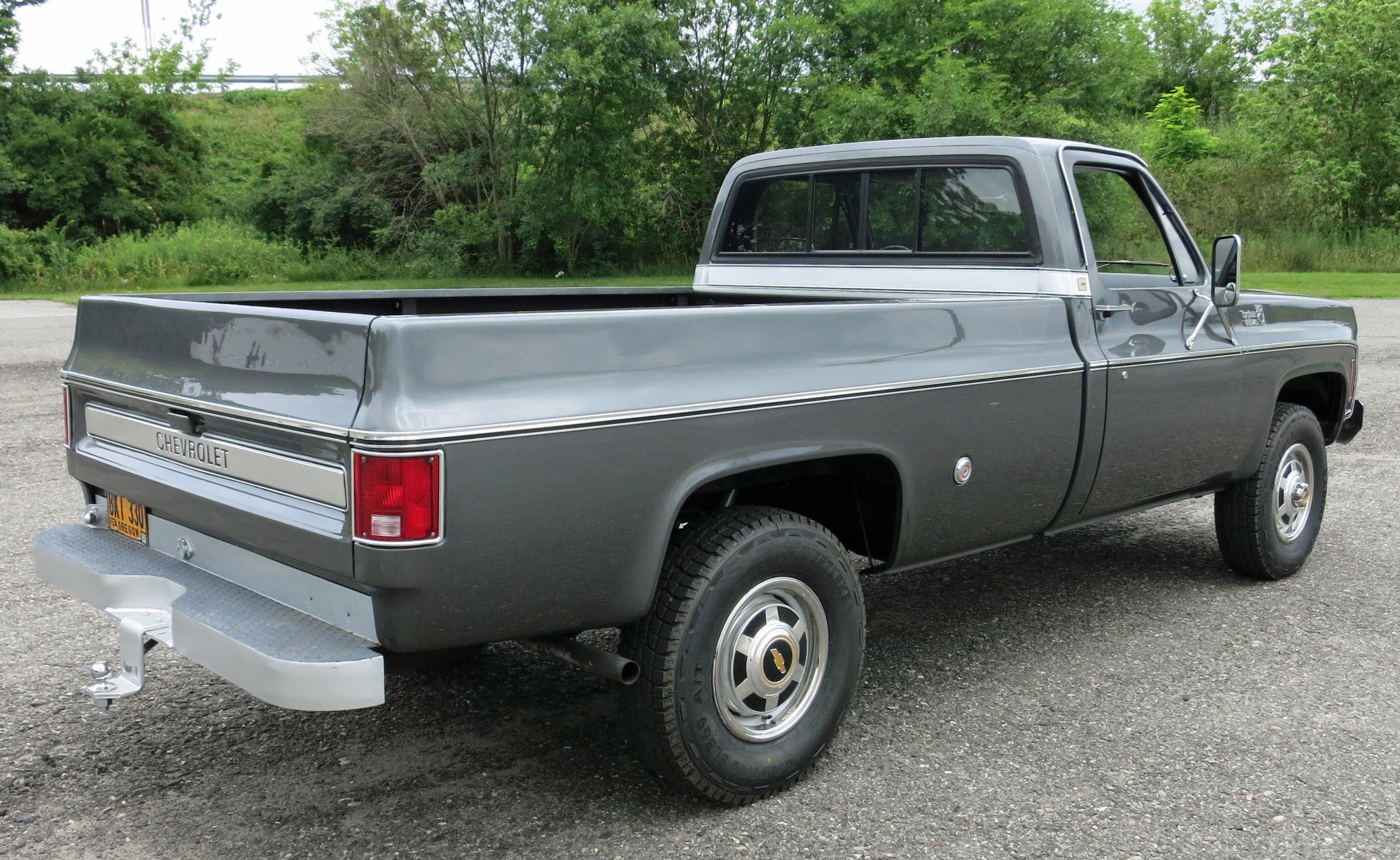 1975 Chevrolet K-20
