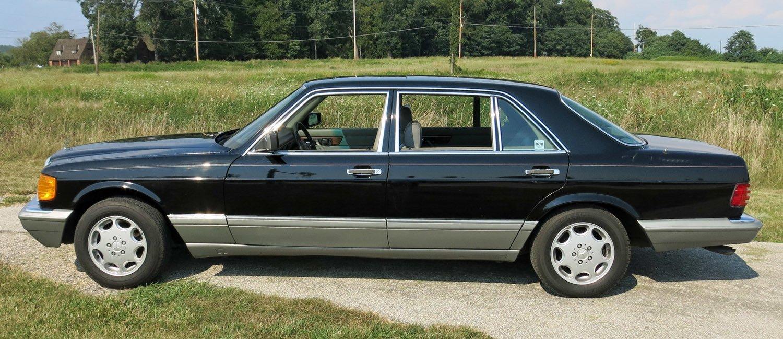1987 Mercedes-Benz 300