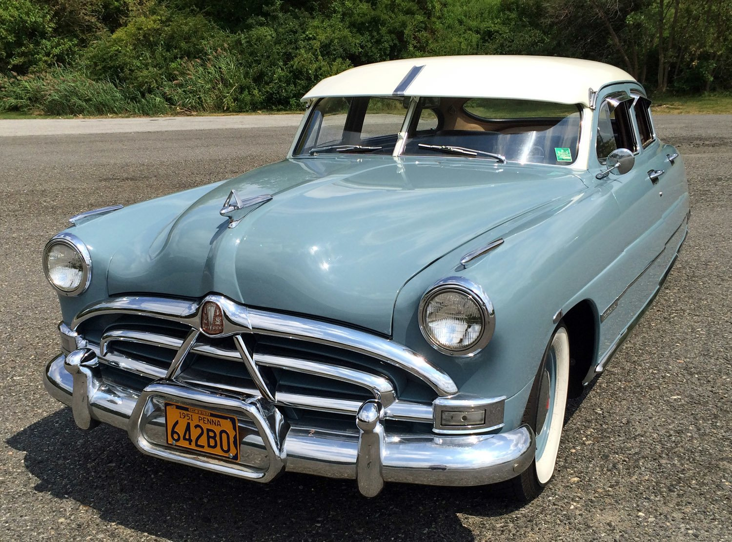 1951 Hudson Commodore