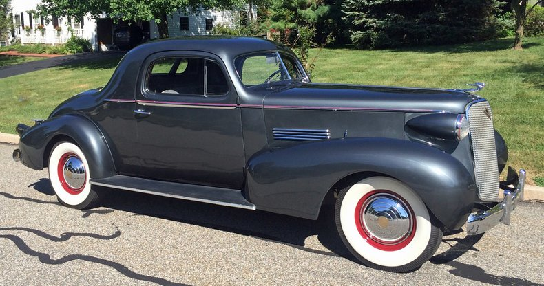 1937 cadillac fleetwood series 70