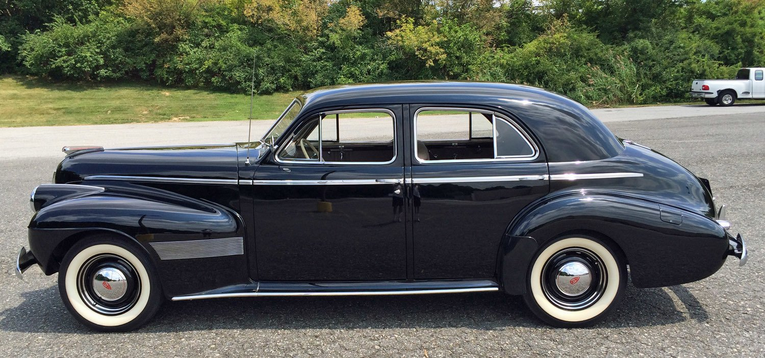 1940 Oldsmobile Series 90