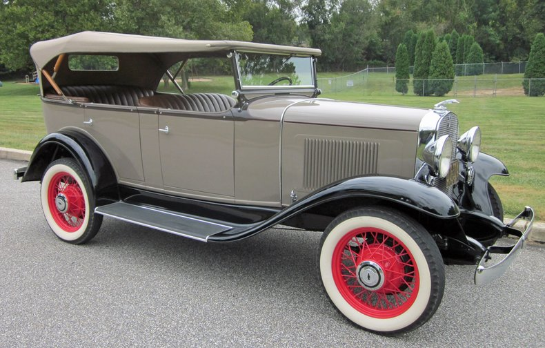 1931 chevrolet independence phaeton