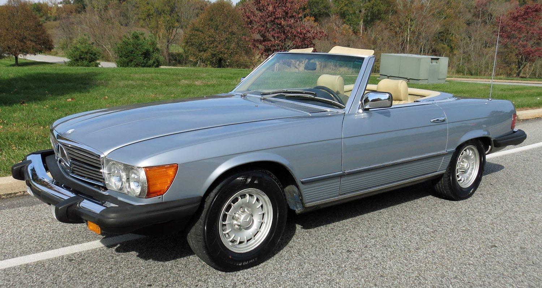 1980 Mercedes-Benz 450