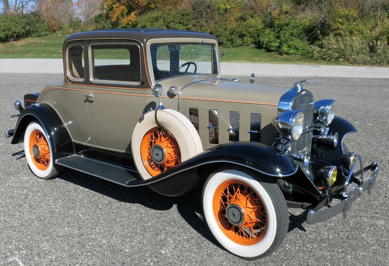 1932 chevrolet confederate coupe