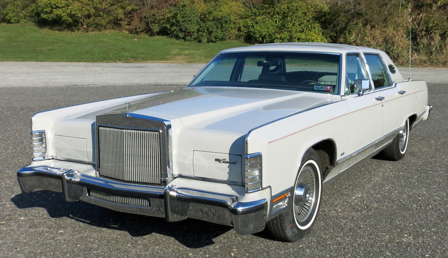 1979 Lincoln Town Car | Connors Motorcar Company