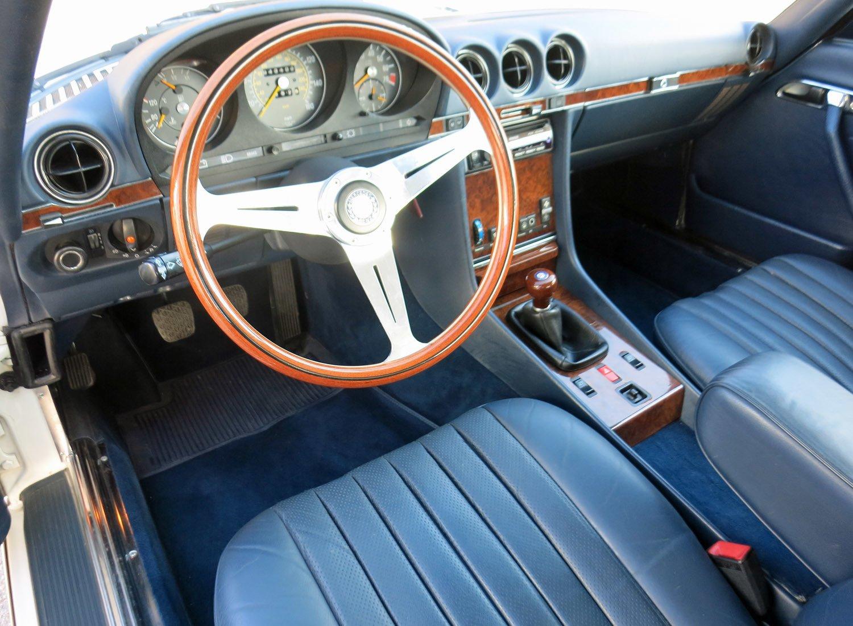 1985 Mercedes-Benz 280SL