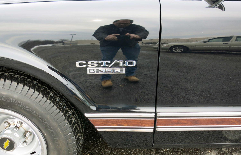 1969 Chevrolet 1/2-Ton Pickup