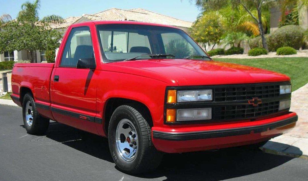 1992 Chevrolet 1/2-Ton Pickup
