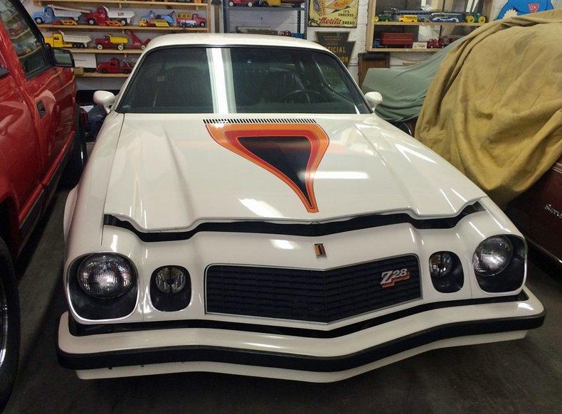 1977 chevrolet camaro z 28