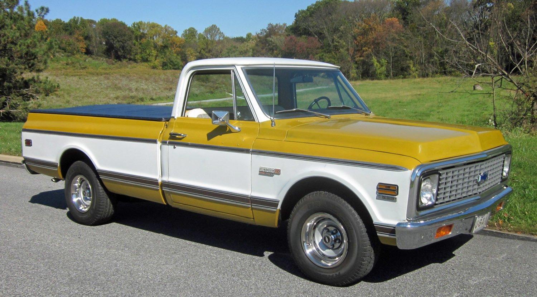 1972 chevrolet c10 cheyenne super