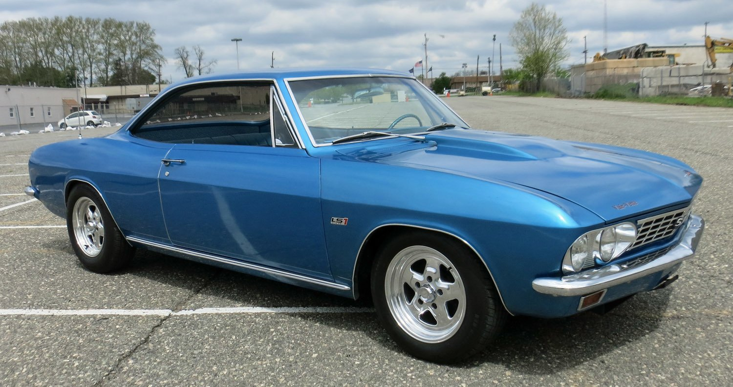 1966 chevrolet corvair corvette