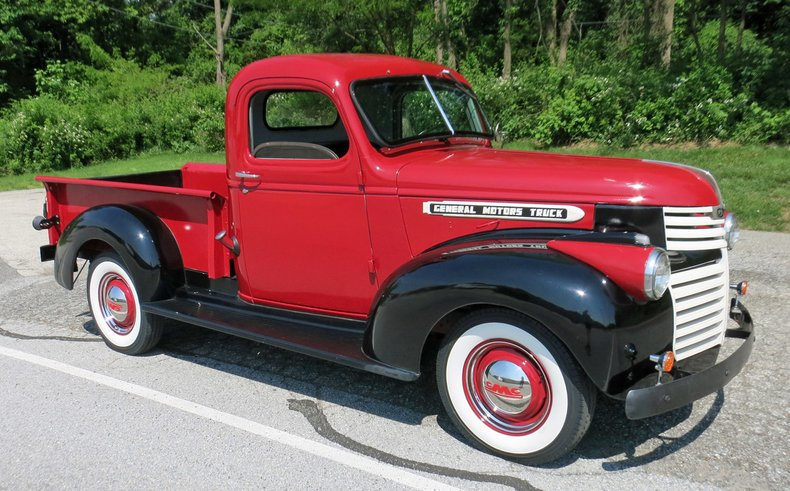 1942 gmc 1 2 ton pickup