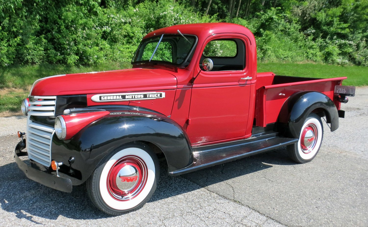 1942 GMC 1/2 Ton Pickup