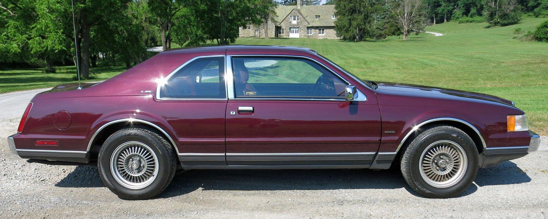 1989 Lincoln Mark VII