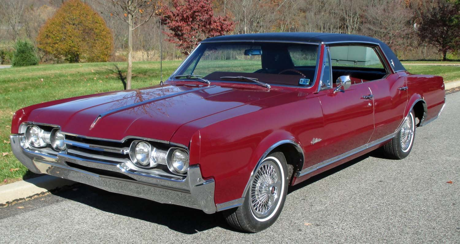 1967 Oldsmobile Cutlass