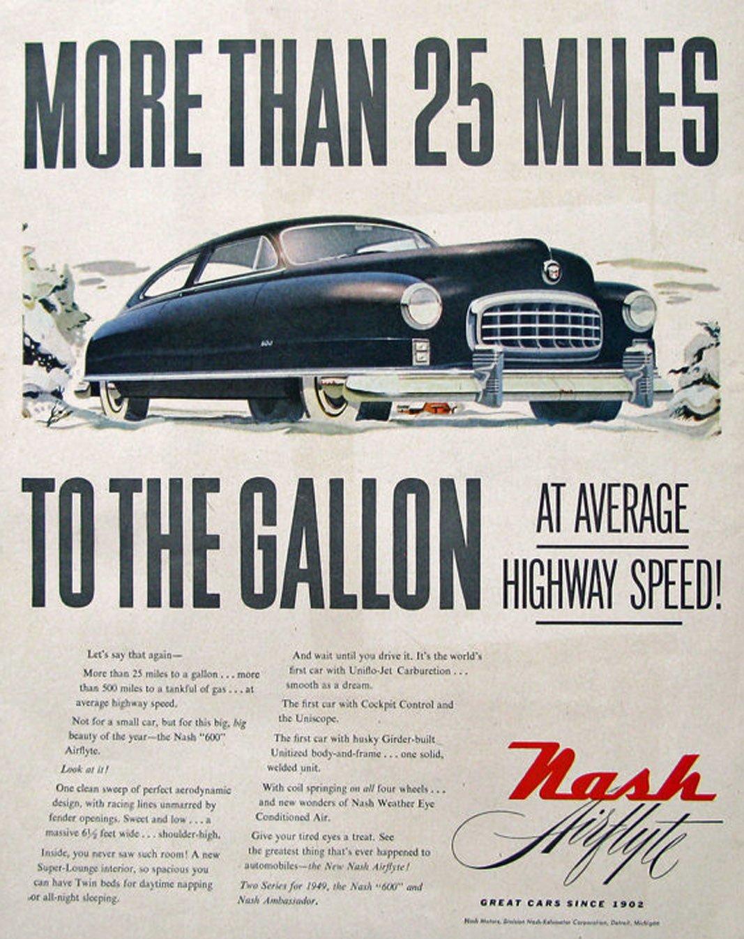 1949 Nash Airflyte
